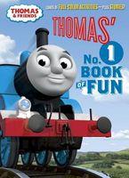 Thomas' No.1 Book of Fun