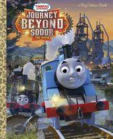 Journey Beyond Sodor Movie Big Golden Book