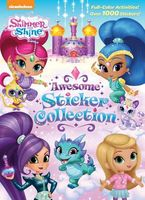 Shimmer and Shine Awesome Sticker Collection