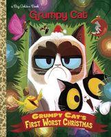Grumpy Cat's First Worst Christmas