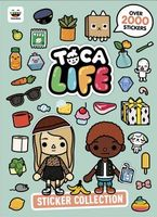 Toca Life Sticker Collection