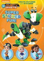 Rusty Rivets Super Sticker Fun!