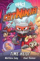 Cat Ninja Book 2