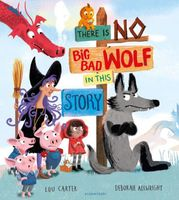 There Is No Big Bad Wolf In This Story