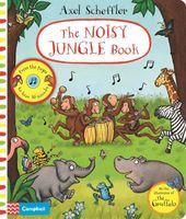The Noisy Jungle Book
