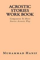 Acrostic Stories Work Book