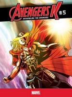 Assembling the Avengers #5