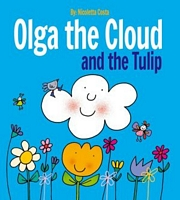 Olga the Cloud and the Tulip