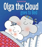 Olga the Cloud goes to Bed
