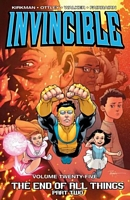 Invincible, Volume 25: The End of All Things Part 2