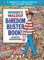 Where's Waldo? The Boredom Buster Book