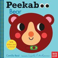 Peekaboo: Bear