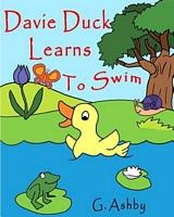 Davie Duck Learns To Swim