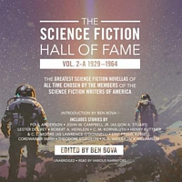 The Science Fiction Hall of Fame, Volume Two A: The Greatest Science Fiction Novellas of All Time Chosen by the Members of The Sci
