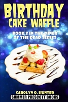 Birthday Cake Waffle