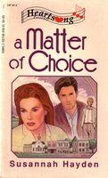 A Matter of Choice