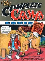 The Complete Crumb Comics Volume 8: The Death of Fritz the Cat
