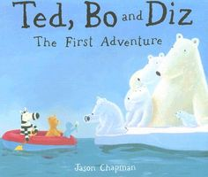 Ted, Bo and Diz: The First Adventure