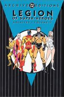 Legion of Super-Heroes Archives, Volume 11