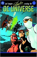 Just Imagine Stan Lee Creating the DC Universe - Book 02