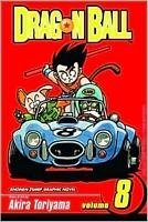 Dragon Ball, Volume 8: Taopaopai & Master Akrin