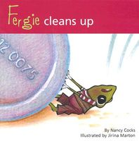 Fergie Cleans Up
