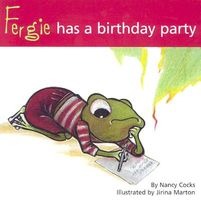 Fergie Has a Birthday Party