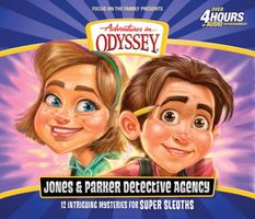 The Jones & Parker Mysteries