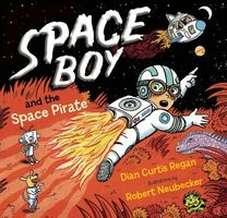 Spaceboy and the Space Pirate