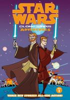 Star Wars Clone Wars Adventures, Volume 1