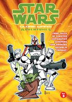 Star Wars Clone Wars Adventures, Volume 3