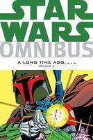 Star Wars Omnibus A Long Time Ago... Vol. 4