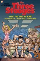 The Three Stooges Graphic Novels #4