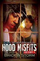 Hood Misfits Volume 1 by Brick and Storm