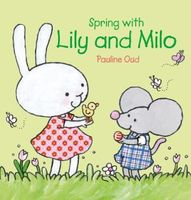 Spring with Lily and Milo