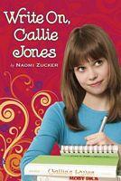 Write On, Callie Jones
