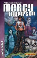 Patricia Briggs' Mercy Thompson: Moon Called, Vol. 1