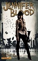 Jennifer Blood, Volume 4: The Trial of Jennifer Blood