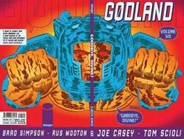 Godland, Volume 6: Goodbye, Divine!