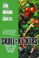 Skullkickers, Volume 4: Eighty Eyes on an Evil Island