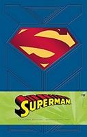 Superman Hardcover Ruled Journal