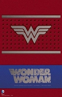 Wonderwoman Hardcover Ruled Journal