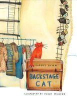 Backstage Cat
