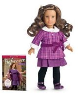 Rebecca 2014 Mini Doll and Book
