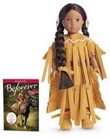 Kaya 2014 Mini Doll and Book
