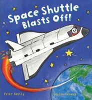Space Shuttle Blasts Off!