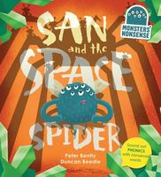 San and the Space Spider