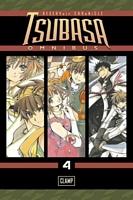 Tsubasa Omnibus, Volume 4