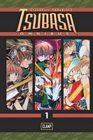 Tsubasa Omnibus Volume 1