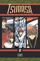 Tsubasa Omnibus Volume 2